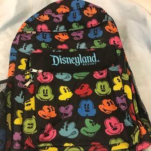 NWT Disneyland Backpack